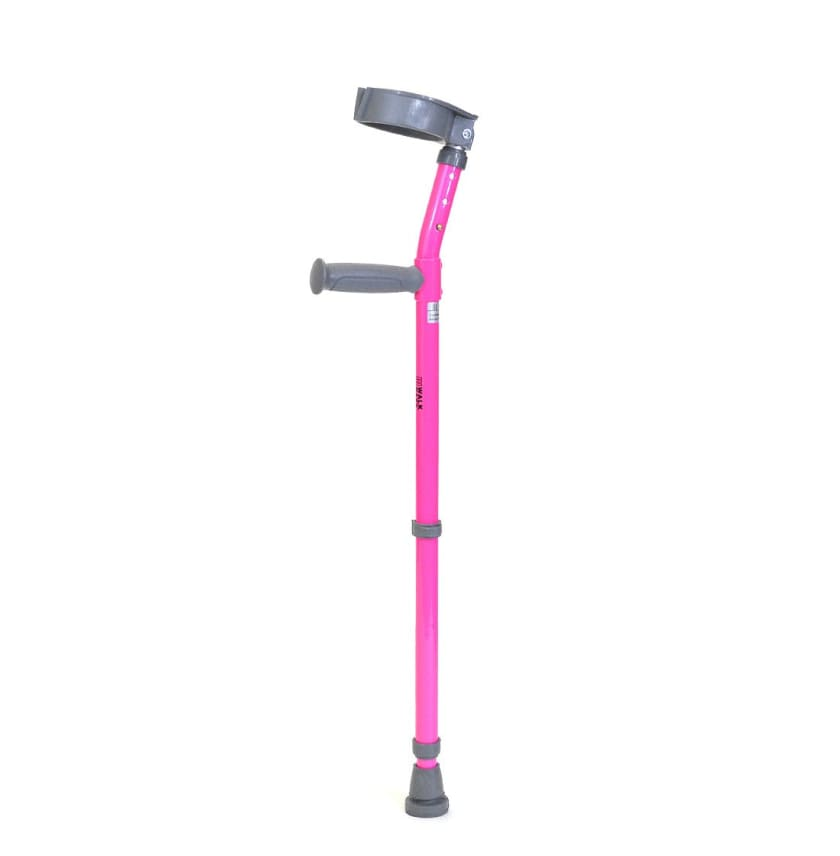 Walk Easy 582 Forearm Crutches - Choose Your Color - COOL KIDS STUFF