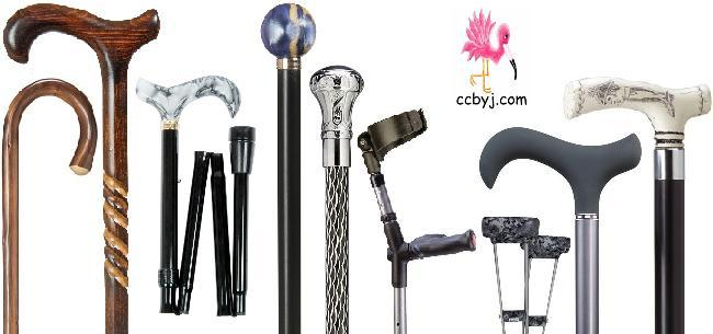 Cool Crutches by Jackie, Classy Canes by Jackie, Wheely Cool Stuff