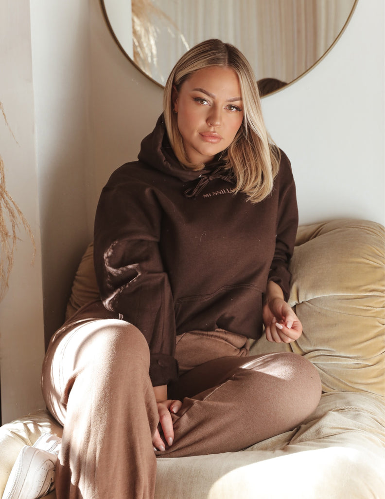 Hot coco hoodie