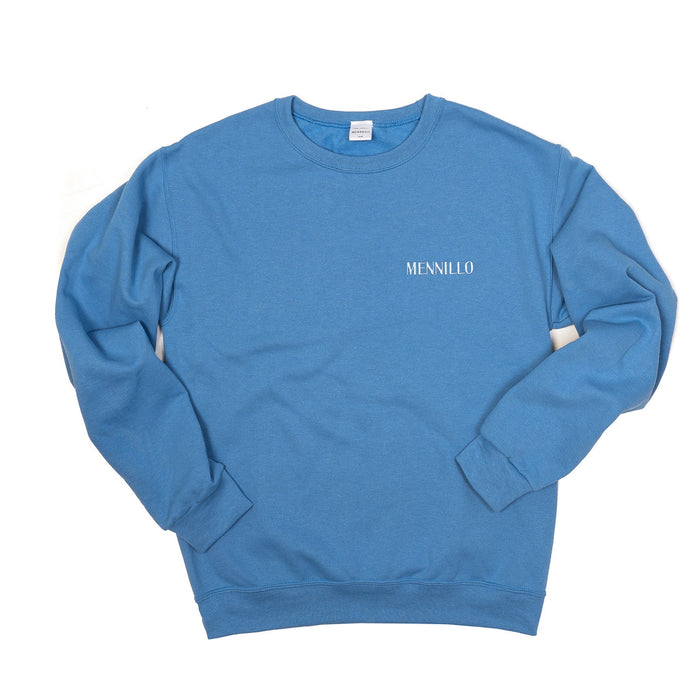 Carolina blue crewneck