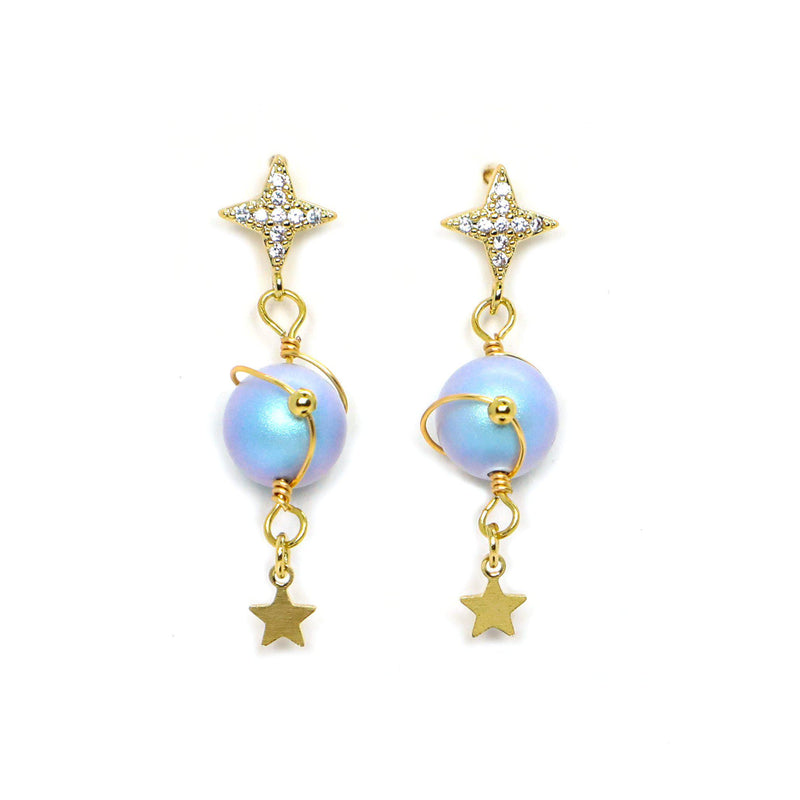 Space Lover Earring
