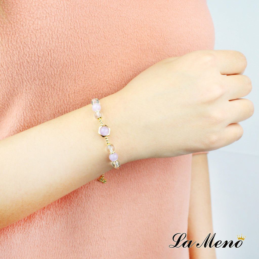 Breeze-Energy Stone Bracelet-La Meno