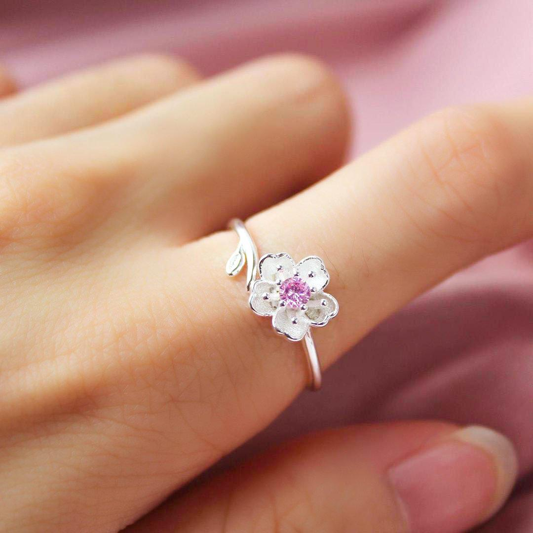 Cherry Blossom Ring-Limited Edition-La Meno
