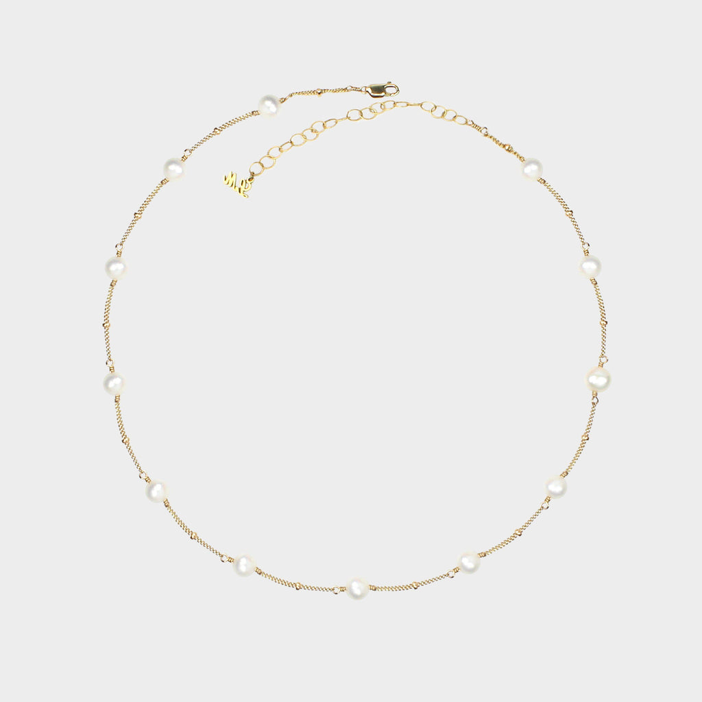 Classic Women Necklace-Adorn Necklace-La Meno