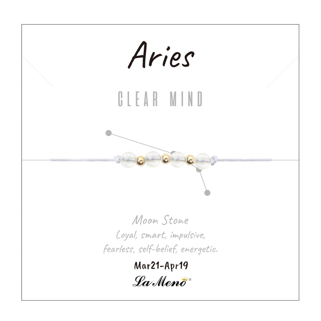 [Constellation] Aries Bracelet-Constellation-La Meno