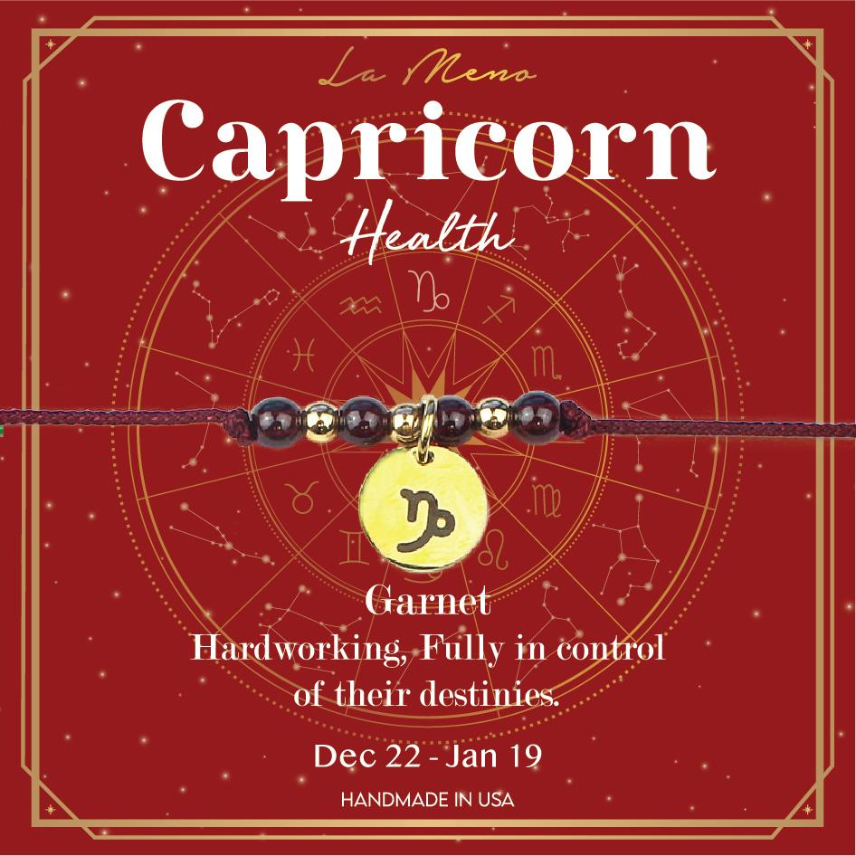 [Constellation] Capricorn Bracelet-Constellation-La Meno