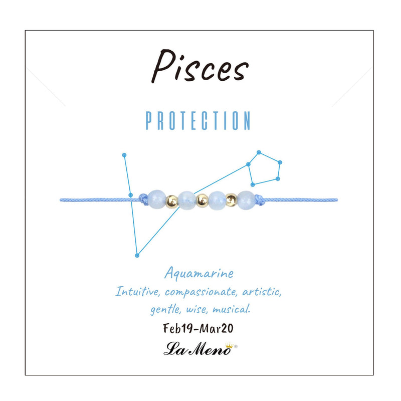 [Constellation] Pisces Bracelet-Constellation-La Meno