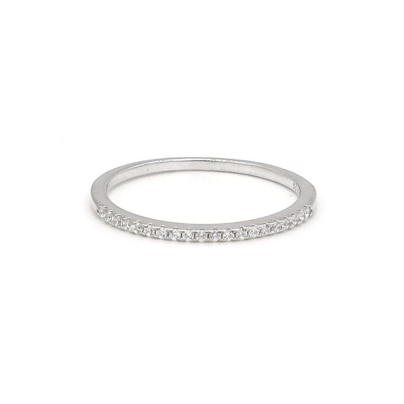 Diamond Line Ring-Limited Edition-La Meno