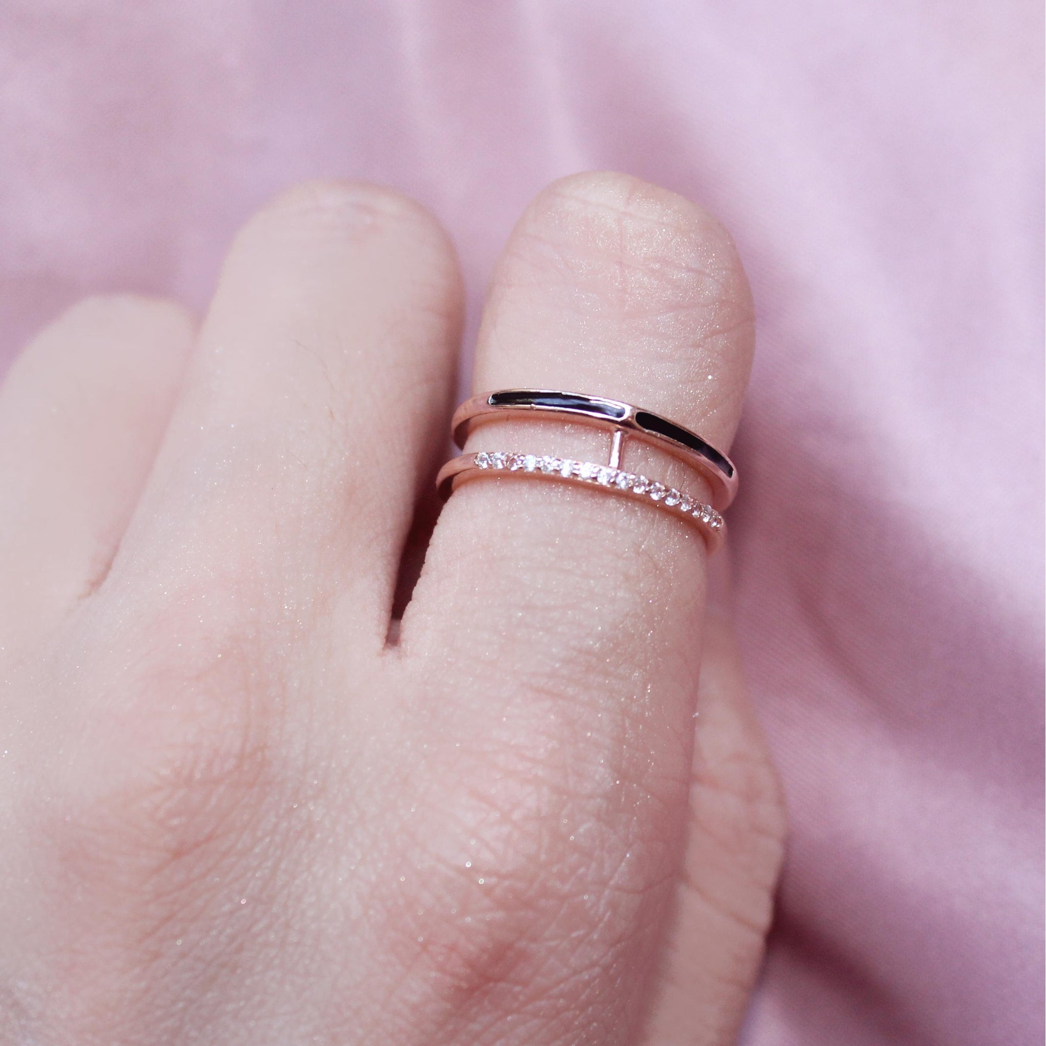 Double Line Ring-Limited Edition-La Meno