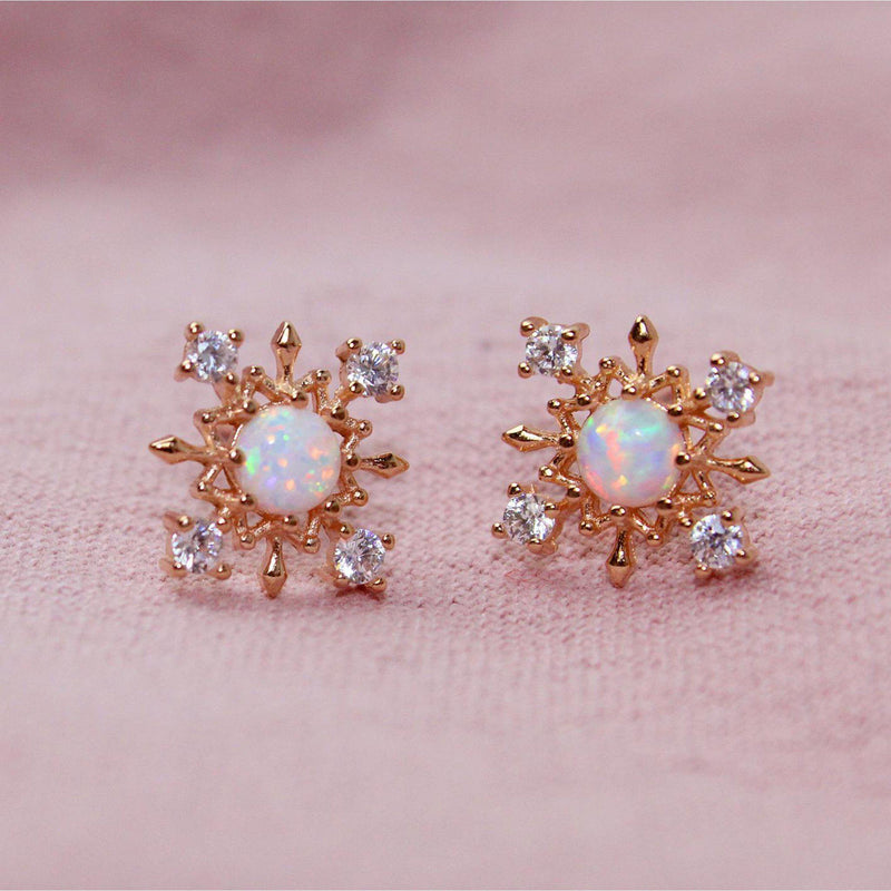 Elsa Earring-Limited Edition-La Meno