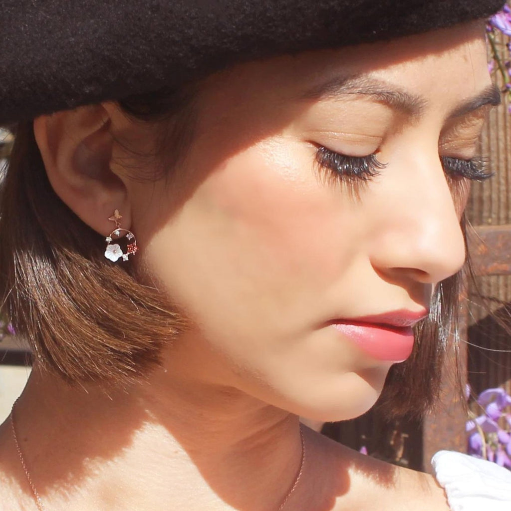 Flora Earring-Limited Edition-La Meno