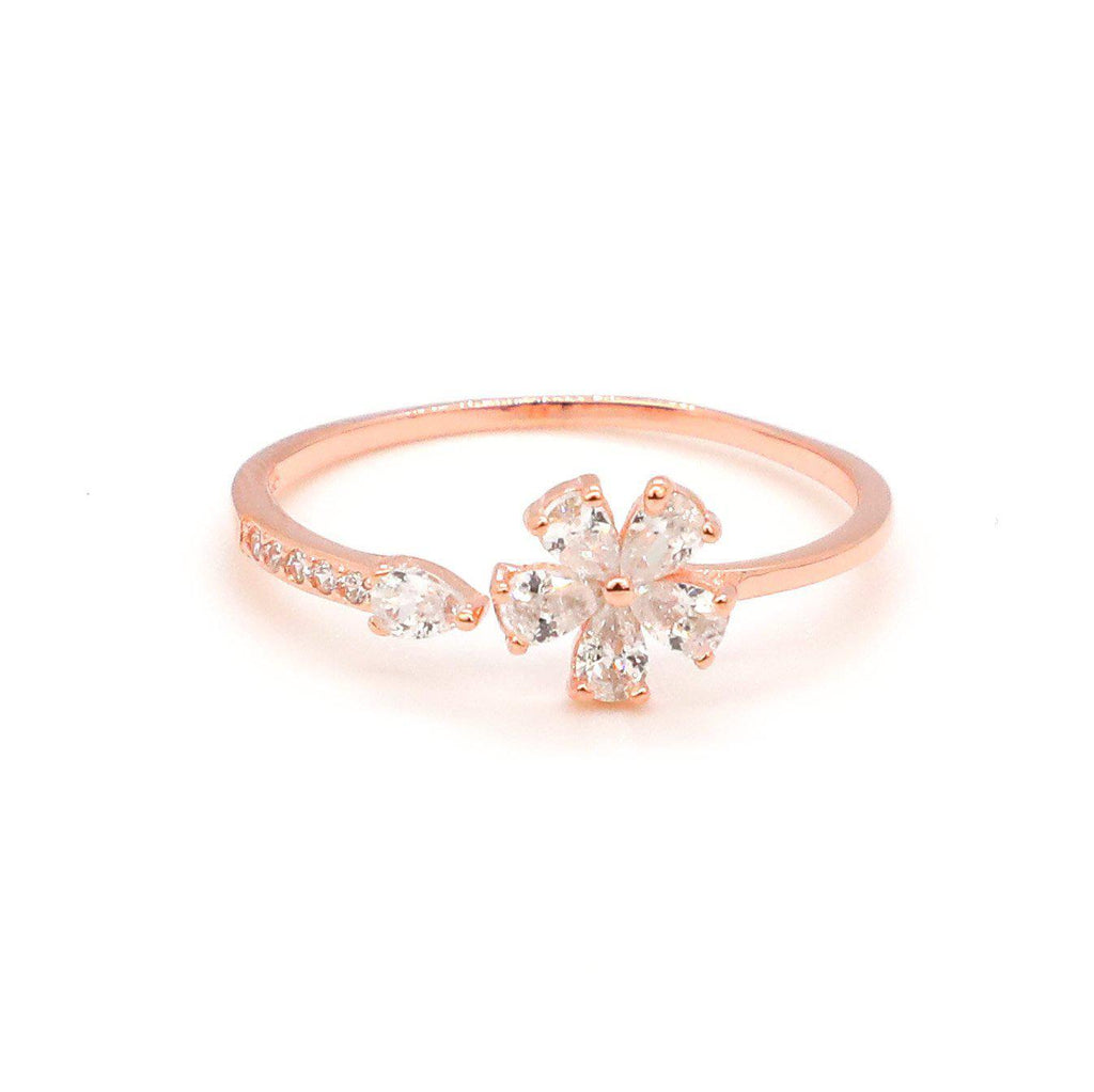 Flower & Arrow Ring-Limited Edition-La Meno