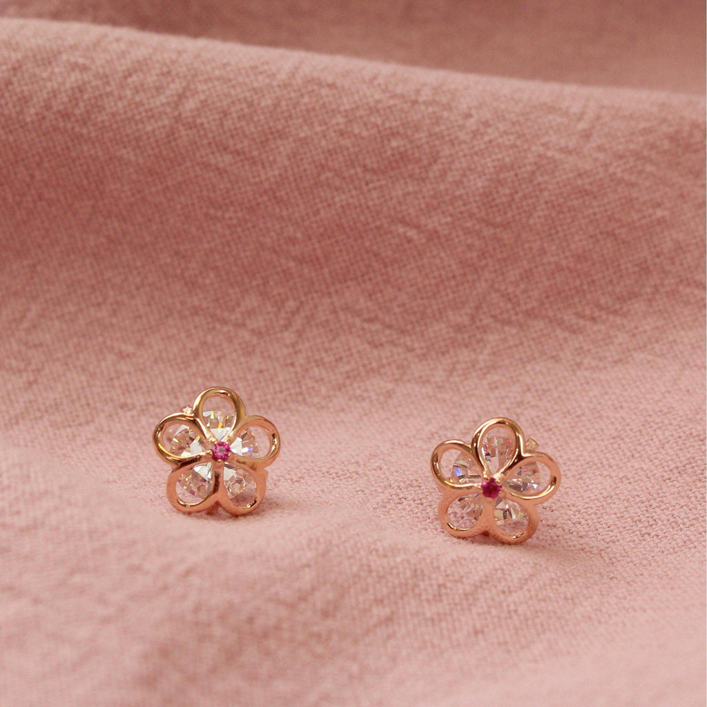 Flower Earring-Limited Edition-La Meno