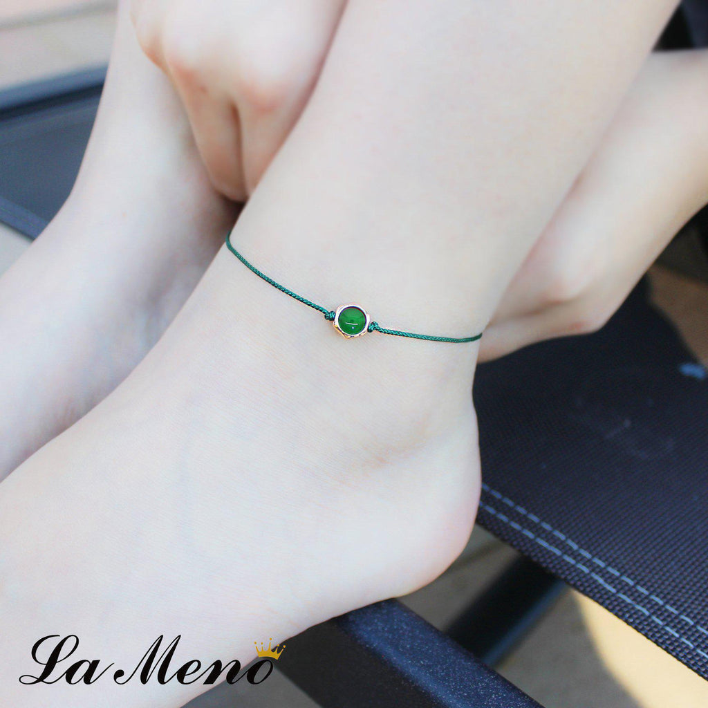 [LALA] Anti-Anxiety Anklet-Anklet-La Meno