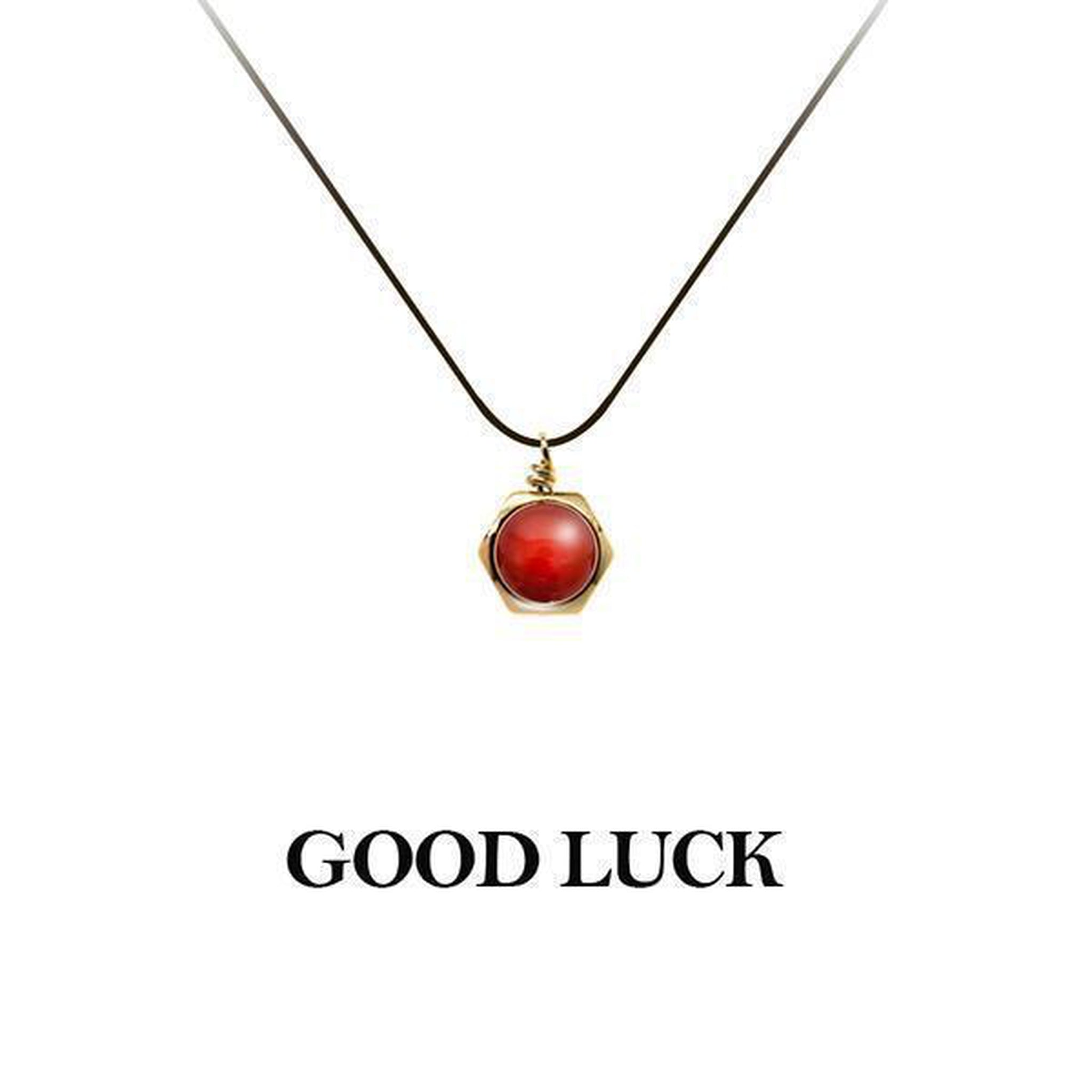 [LALA] Good Luck Necklace-LALA Necklace-La Meno