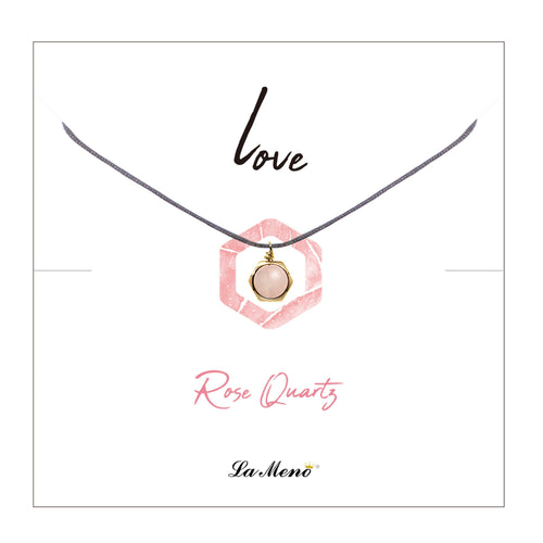 [LALA] Love Necklace-LALA Necklace-La Meno