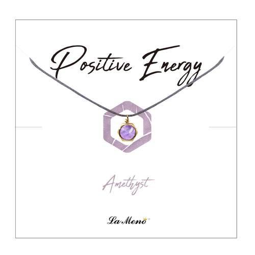 [LALA] Positive Energy Necklace-LALA Necklace-La Meno