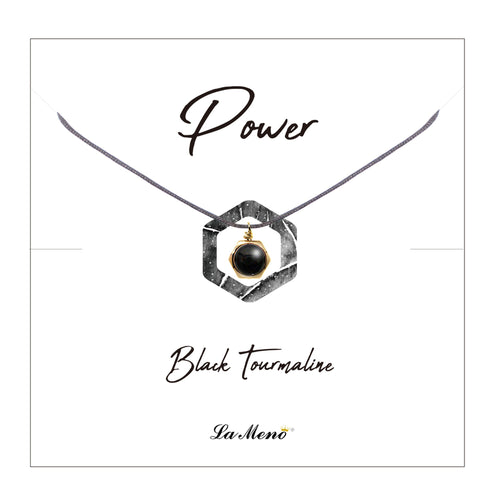[LALA] Power Necklace-LALA Necklace-La Meno
