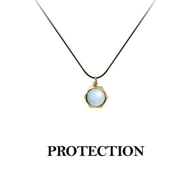[LALA] Protection Necklace-LALA Necklace-La Meno