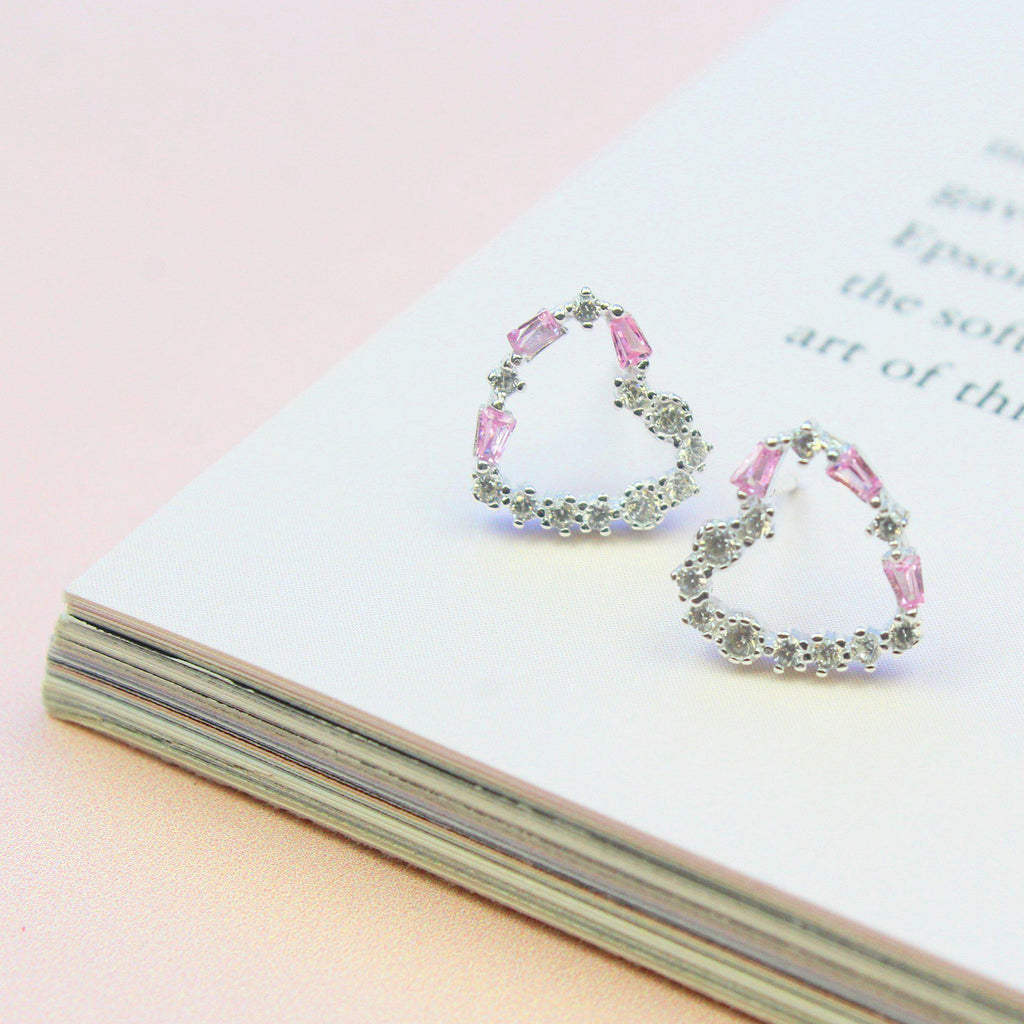 Love is Pink Earring-Limited Edition-La Meno