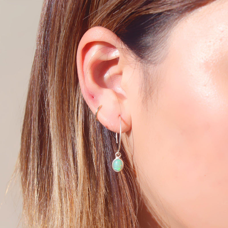 May You Opal Earring-Adorn Earring-La Meno