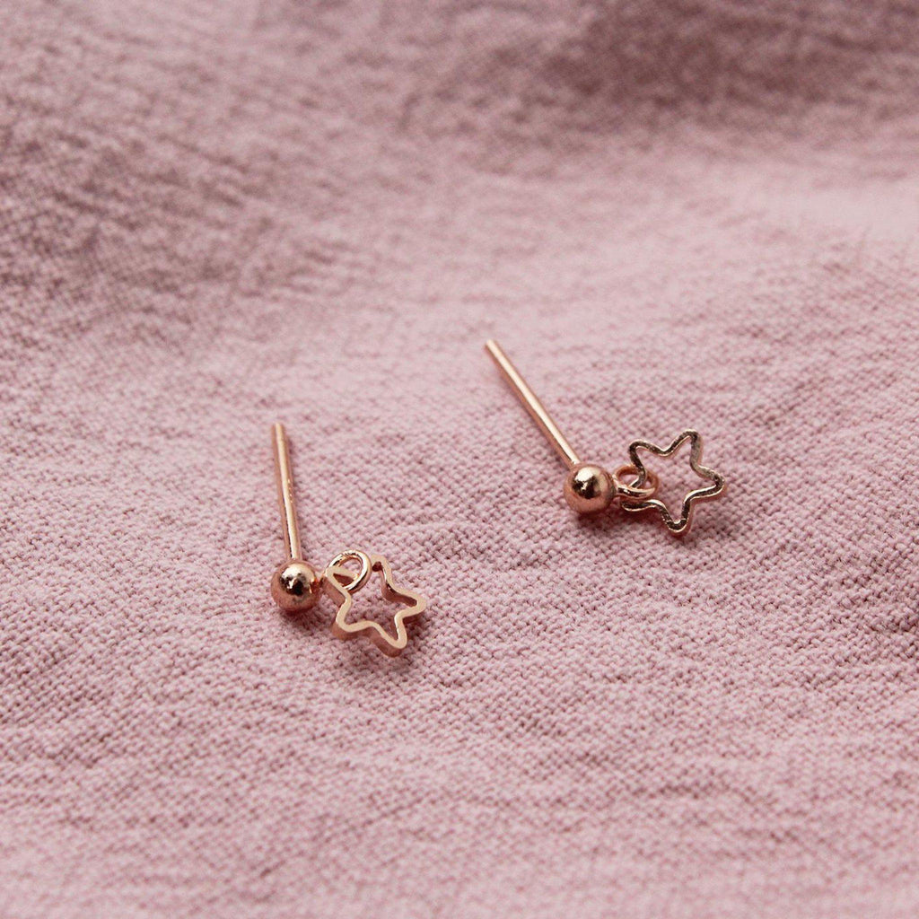 Mini Stars Earring-Limited Edition-La Meno