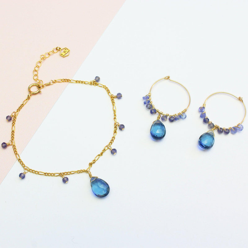 Misty Night Set-Jewelry Set-La Meno