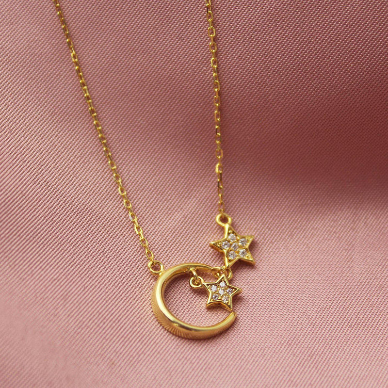 Moonchild Necklace-Limited Edition-La Meno