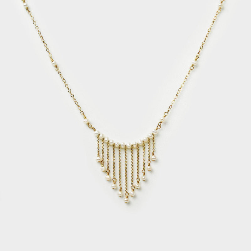 More is Better Necklace-Adorn Necklace-La Meno