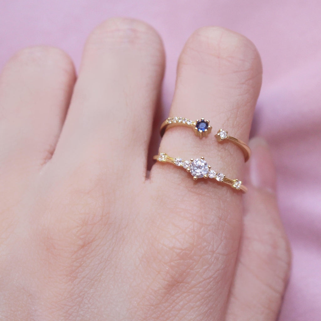 Perfect Stacking Ring-Limited Edition-La Meno
