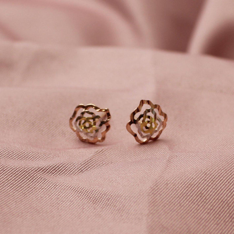 Rosy Earrings-Limited Edition-La Meno
