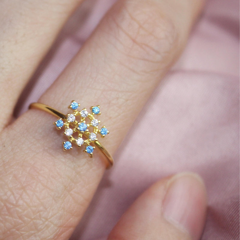 Snowflake Ring-Limited Edition-La Meno