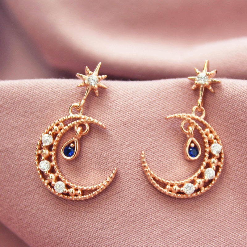 Sparkle Night Earring-Limited Edition-La Meno