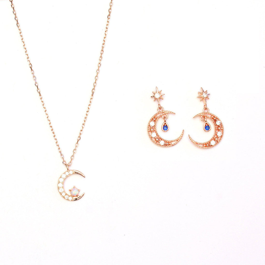 Sparkle Night Set-Jewelry Set-La Meno