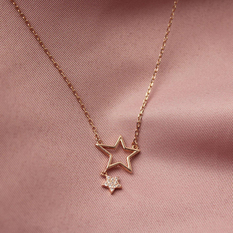 Superstar Necklace-Limited Edition-La Meno