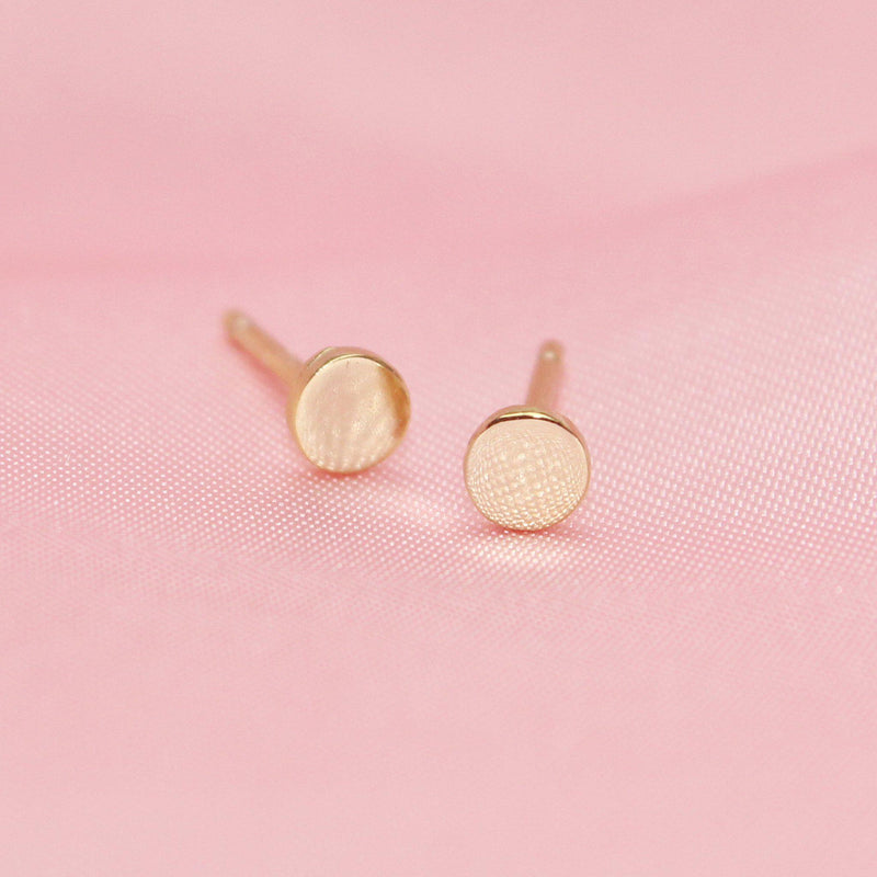 Tiny circle Earring-Limited Edition-La Meno