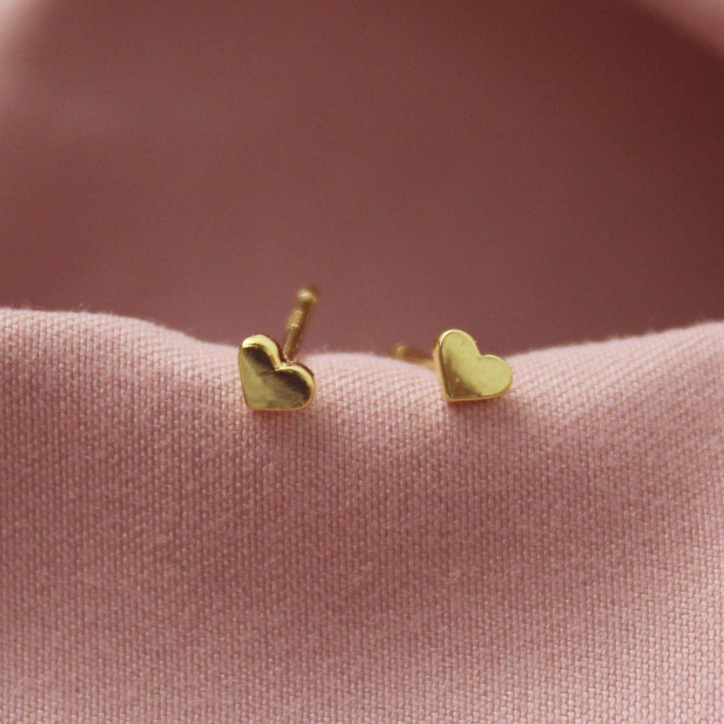 Tiny Heart Earring-Limited Edition-La Meno