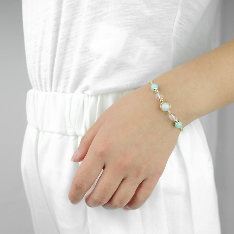 Together-Energy Stone Bracelet-La Meno