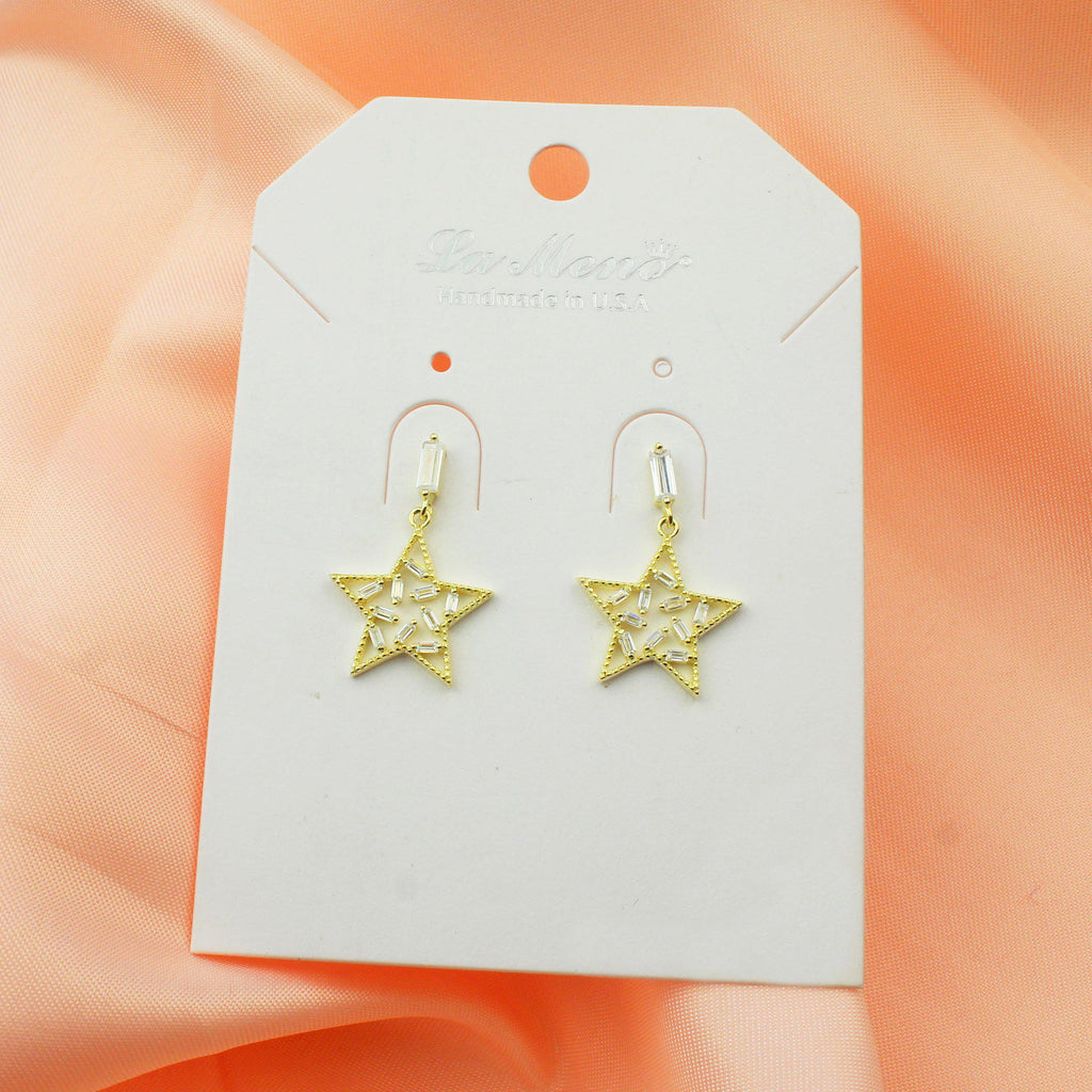 Twinkling Stars Earring-Limited Edition-La Meno