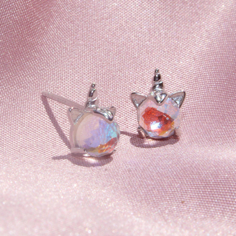 Unicorn Earrings-Limited Edition-La Meno