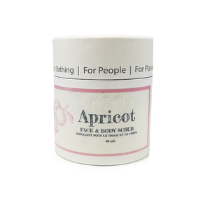 Apricot Face & Body Scrub