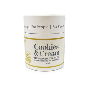 Cookies & Cream Whipped