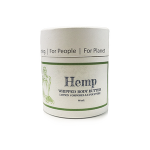 Hemp (Unscented) Whipped