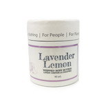 Lavender-Lemon Whipped