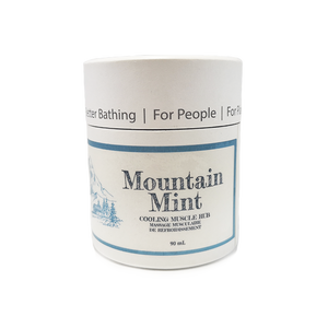 Mountain Mint Cooling Muscle Rub