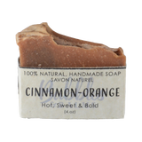 CINNAMON-ORANGE SOAP