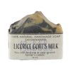 LICORICE GOAT'S MILK SOAP