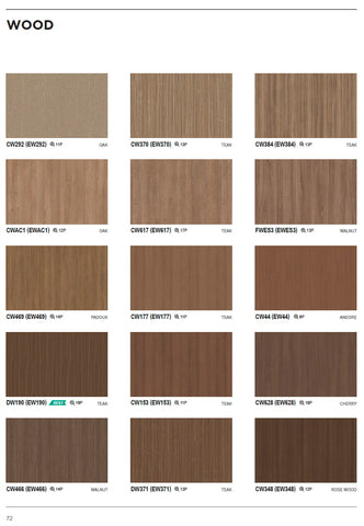 LG Hausys, common wood, teak, CW384, Rm wraps store