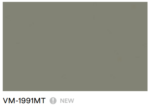 3M™ DI-NOC™, Smooth Metal, 1991, Matte, Architectural Finishes, Rm Wraps