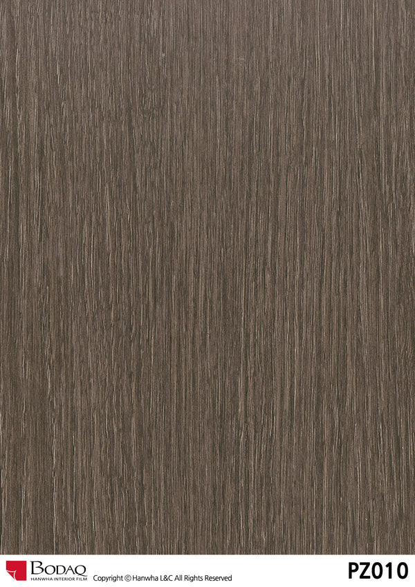 Bodaq pz010 Oak Grain Rich Wood Interior Film Architectural Finishes